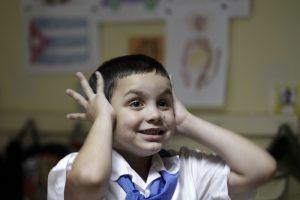 funktionsnedsättning hos barn